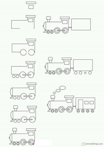learn to draw vehicles (5)