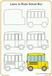 learn to draw vehicles (8)