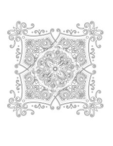 mandala exercise images