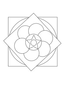 mandala worksheets activities