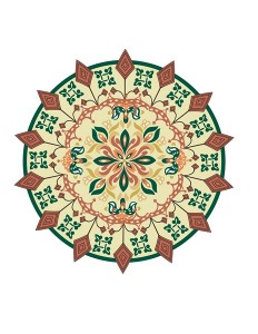 mandala worksheets funny