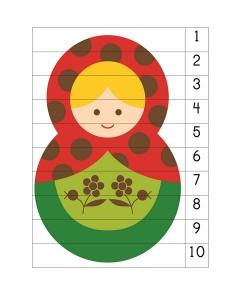 matryoshka math puzzle