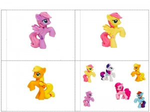 my little pony color activities