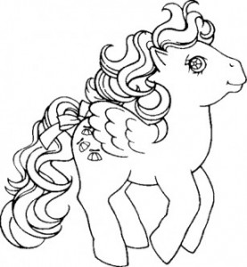 my little pony coloring pages activities