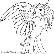 my little pony coloring pages for  kıds