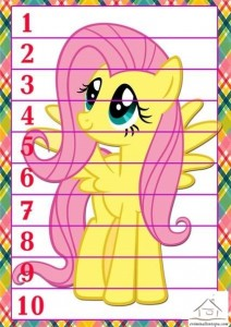 my little pony cool puzzle activities