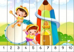 number 1-10 sequence puzzles (7)