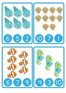ocean animals count activities (2)