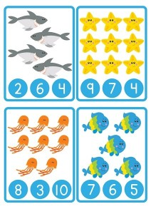 ocean animals count activities (3)