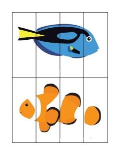 ocean animals puzzles