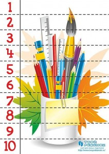 pencil case number puzzle