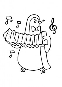 penguin coloring pages fun (23)