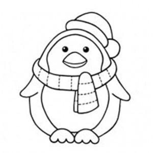 penguin coloring pages fun (25)
