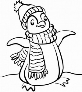 penguin coloring pages fun (31)