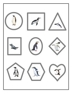 penguin shapes activities (2)