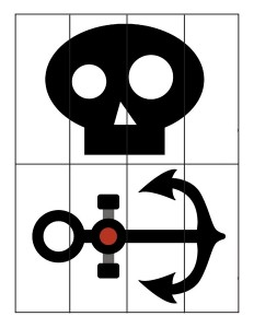 pirate worksheets puzzle