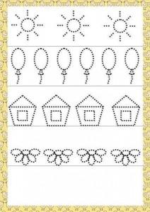 pre writing activities preschool (2)