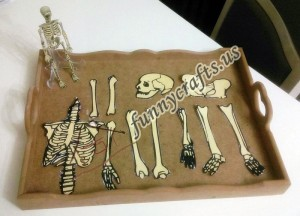 preschool skeleton activities