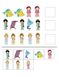 princess activities printables for kıds (16)