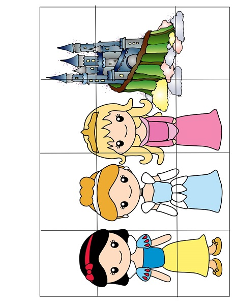 princess activities printables for kıds (9)