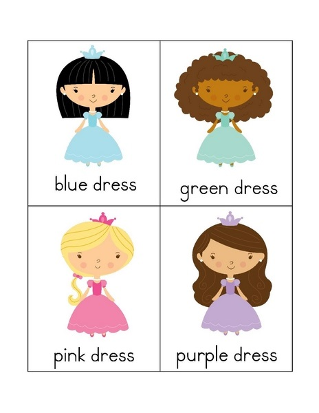 princess activities printables for kıds (1)