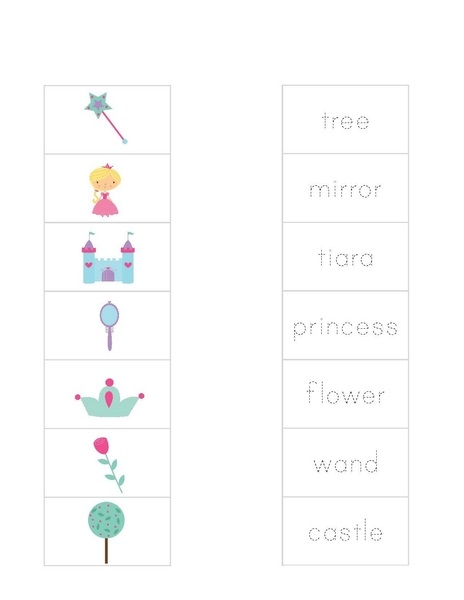 princess activities printables for kıds (2)