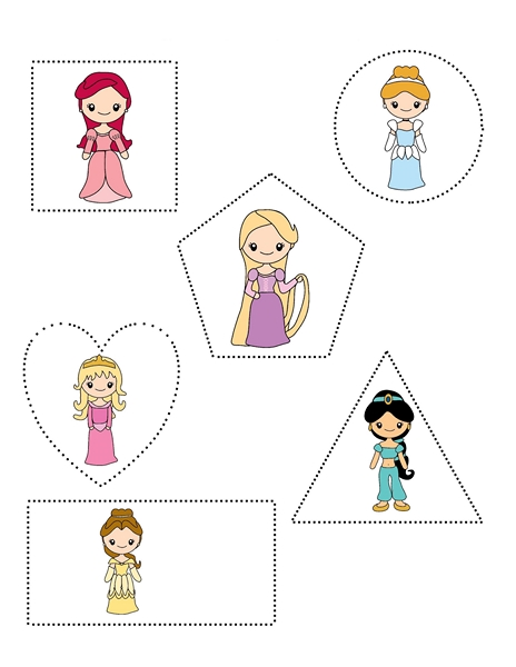 princess activities printables for kıds (23)