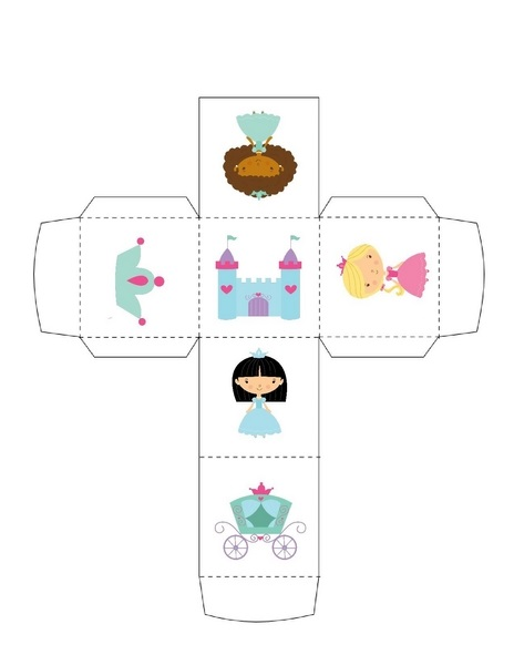 princess activities printables for kıds (27)
