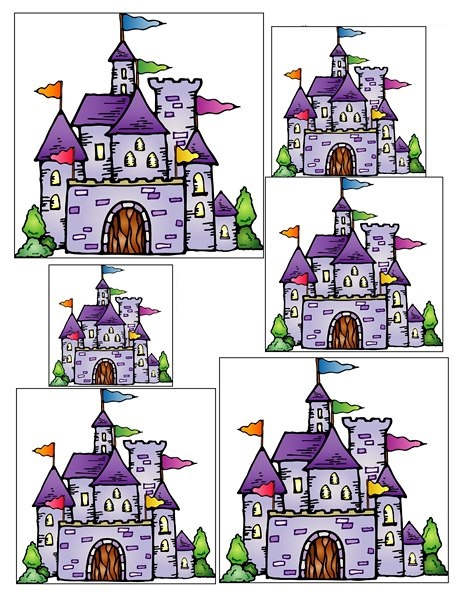princess activities printables for kıds (5)