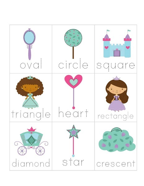 princess activities printables for kıds