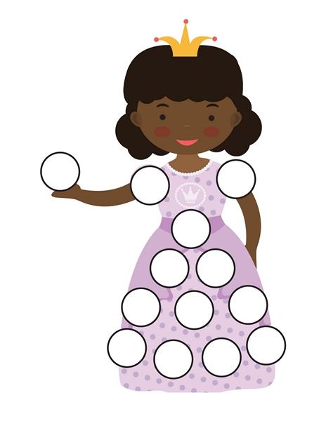 princess do a dot activities (1)
