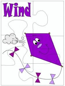 puzzle wind