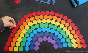 rainbow-pattern