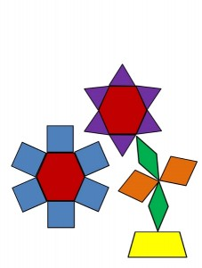 shapes cut and paste activities (2)
