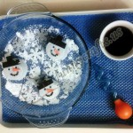 Snowman Baking Soda Science Activity