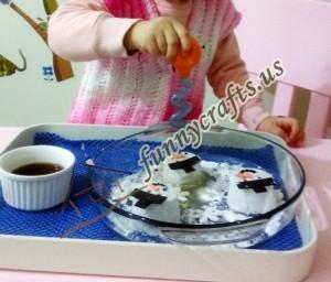 snowman science activities for preschoolers (8)