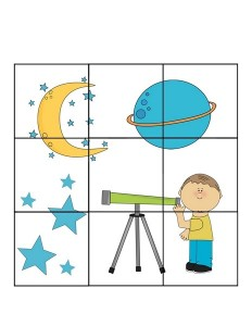 space theme math worksheets (1)