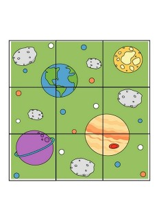 space theme math worksheets (2)