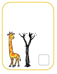 the feed giraffe activity