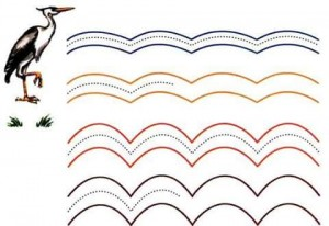 tracing line for preschoolers (5)