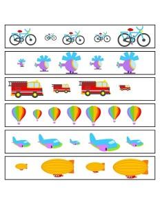 transportation printables worksheets (2)