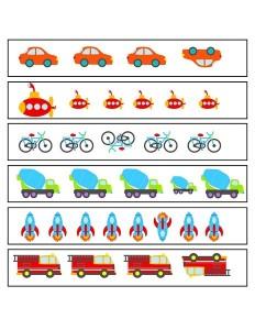 transportation printables worksheets (7)