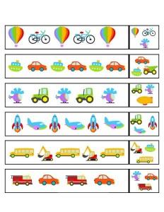 transportation printables worksheets (9)