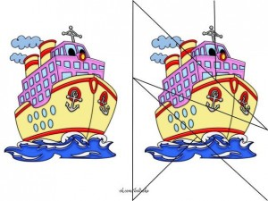 vehicles puzzle activities (2)