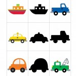 Vehicles Printables