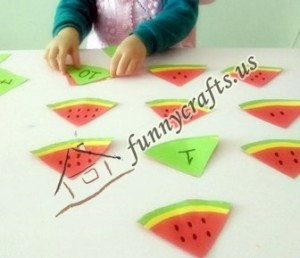 watermelon theme fun math activities