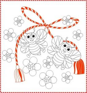 1 march martisor coloring (1)