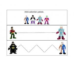 Batman pre writing activities (2)