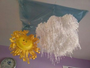 Day and night décor craft for kıds (13)