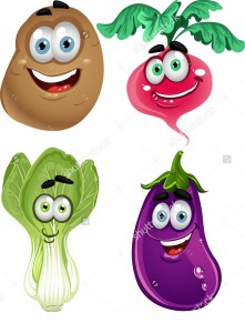 Emotional vegetables for kıds (10)
